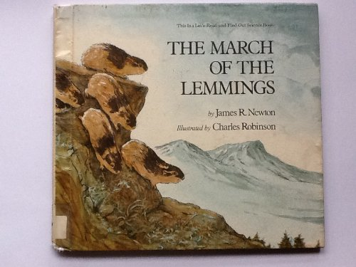 The March of the Lemmings (Let'S-Read-And-Find-Out Science Books)