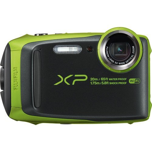Fujifilm Waterproof Digital Underwater Camera with...