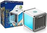 IBS Premium Quality Arctic Air Evaporative Air Coolers - Enjoy Cool & Clean Air Room/Personal Air Cooler(Grey, White,1 Litres)