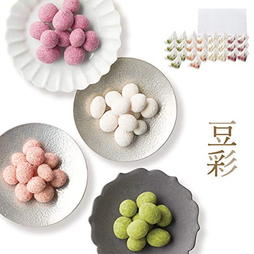 豆彩 テトラ 豆 菓子 26袋