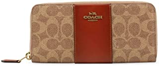 Coach Wallet for Women- Tan