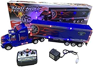 Best rc peterbilt tractor trailer Reviews
