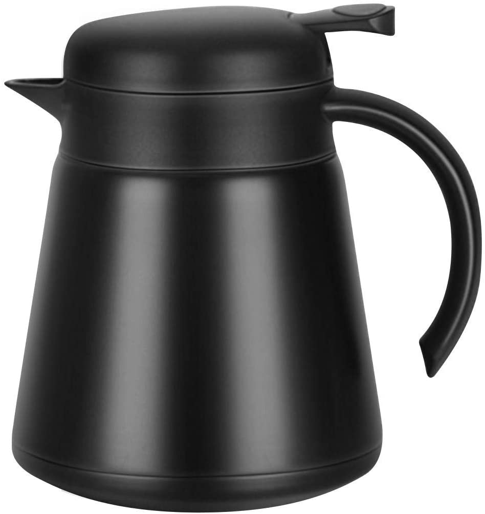 Long Beach Mall Luvan 304 Overseas parallel import regular item 18 10 27oz 800ml Thermal Carafe Steel Stainless Double
