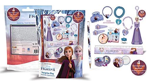 CRAZE Surprise Bag Frozen 2 Wundertüte Überraschungstüte Die Eiskönigin Überraschung 21811, mehrere Ausführungen