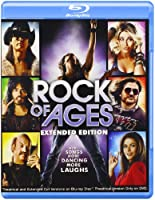 Rock of Ages:Theatrical & Extended Cut (2012)(Blu-ray)
