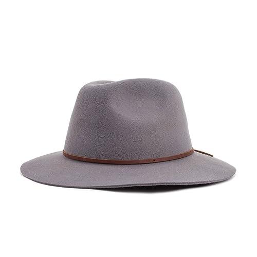 5d4d2e01192 Men s Grey Felt Hats  Amazon.com