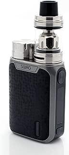Vaporesso Swag (gris metálico) 80W TC Kit con NRG SE Mini Tanque 2ml, Este producto no contiene nicotina ni tabaco