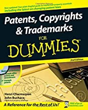 Best patents and trademarks book Reviews