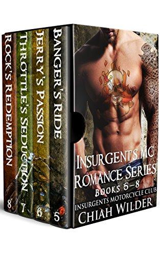 Insurgents MC Romance Series (Books…