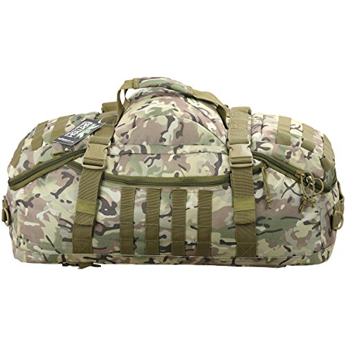 Kombat UK Unisexe opérateurs Duffle Bag-BTP, Motif Terrain Britannique, Taille Unique