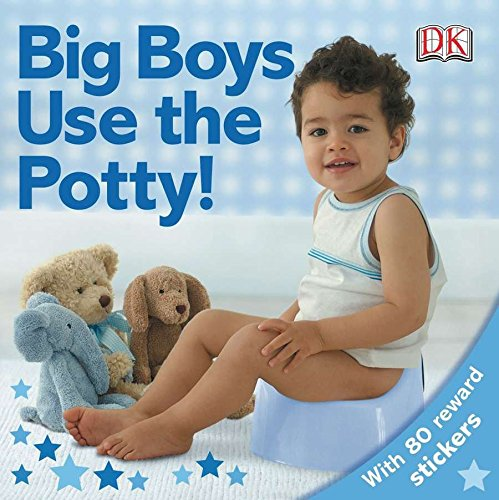 Product Image of the Big Boys Use the Potty!