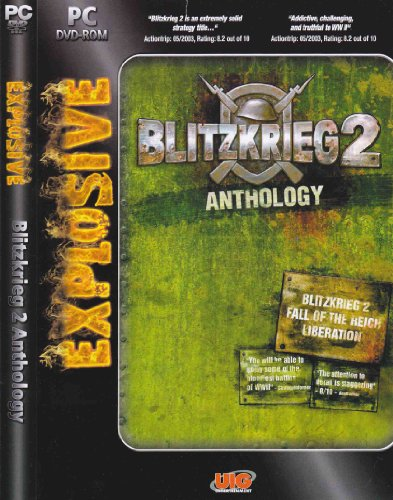 Blitzkrieg 2: Anthology (PC DVD) by ASCARON Entertainment (UK) Ltd.