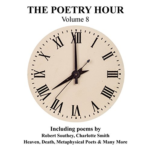 The Poetry Hour, Volume 8 cover art
