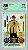 Christian Pulisic 2016 Topps Update #BVB09 Refractor Rookie Card PGI 10 - Unsigned Soccer Cards. rookie card picture