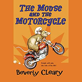 The Mouse and the Motorcycle audiobook cover art