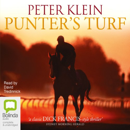 Punter's Turf audiobook cover art