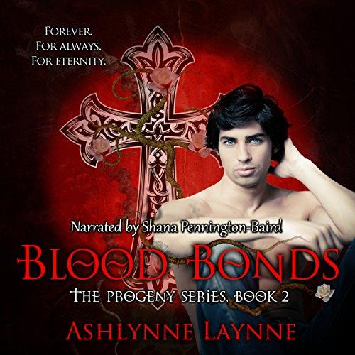 Blood Bonds audiobook cover art