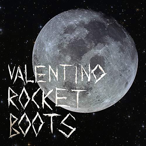 Valentino Rocket Boots [Explicit]