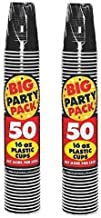 Amscan Party Plastic 16 Ounce pieces