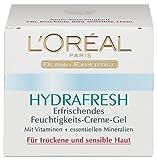 L'Oréal Paris Dermo Expertise Hydrafresh - Piel seca y sensible, 50 ml