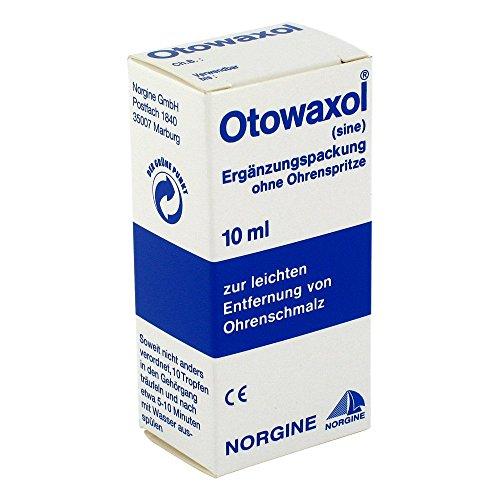 Otowaxol Sine, 10 ml