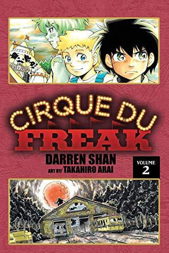 Cirque Du Freak: The Manga Vol. 2: The Vampire s Assistant