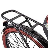 Huffy 26' Nel Lusso Men's Cruiser Bike, Black