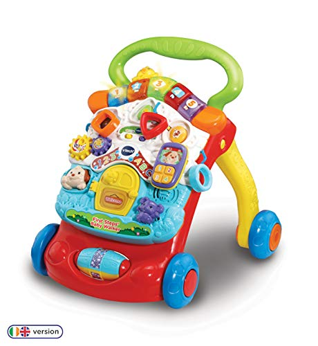 Vtech 505603 Baby Walker, Multi-Coloured