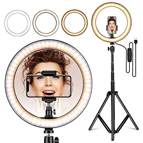 Amconsure LED Ring Light,10