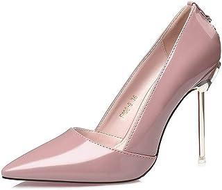 Ying-xinguang Shoes Fashion Sexy Rhinestone Single Shoes Stiletto Professional OL Women's Shoes Women's High-Heeled Comfortable