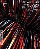 Criterion Collection: Three Colors: Blue White Red (3 Blu-Ray) [Edizione: Stati Uniti] [USA] [Blu-ray]