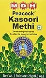 MDH Kasoori - Foglie di fieno greco secche, 25 g