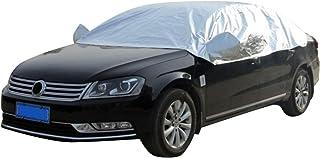 SANON Autoschutzhülle wasserdichte UV Schutz Staubdichte Autoabdeckung. (XL)