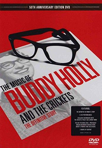 HOLLY, BUDDY & THE CRICKE DEFINITIVE STORY -50TH..