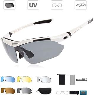 EisEyen - Gafas de ciclismo polarizadas para hombre