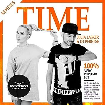 Time (Remixes) [feat. Julia Lasker]