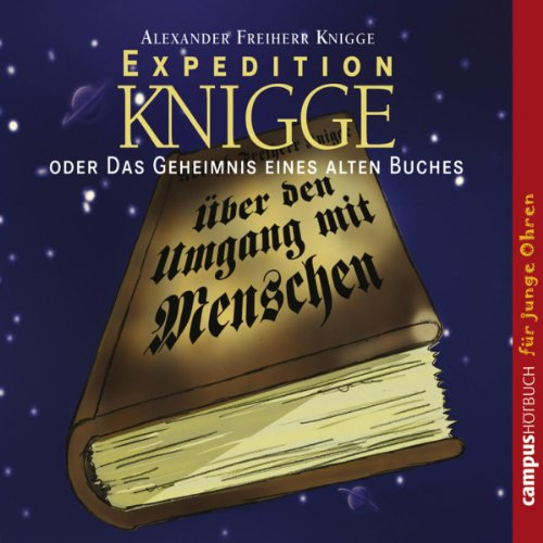 Expedition Knigge audiobook cover art