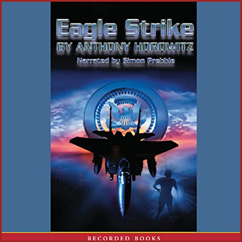 Eagle Strike audiobook cover art