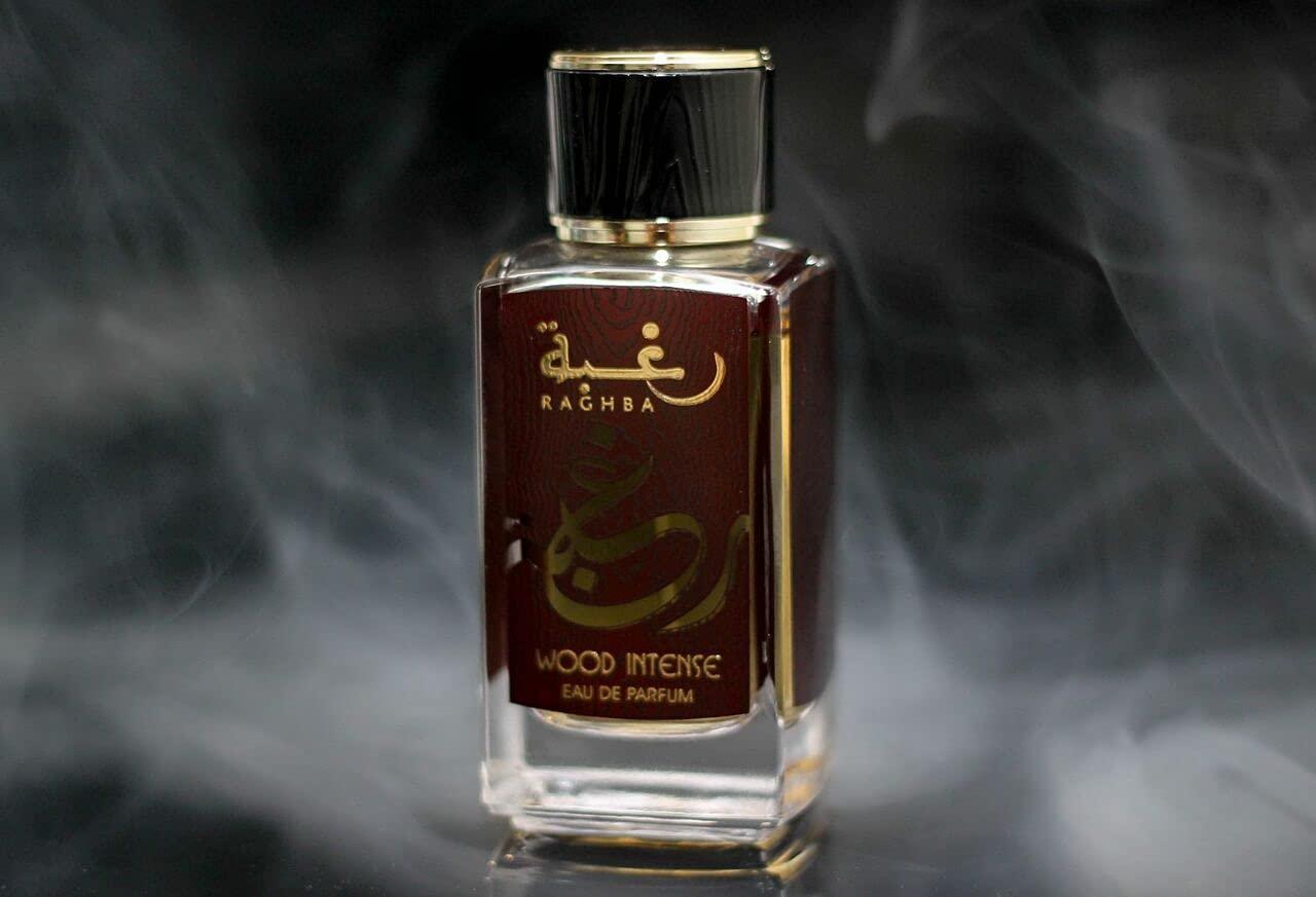 Amazon.com: Lattafa Perfumes - Raghba Wood Intense (3.4 fl oz) : Belleza y  Cuidado Personal