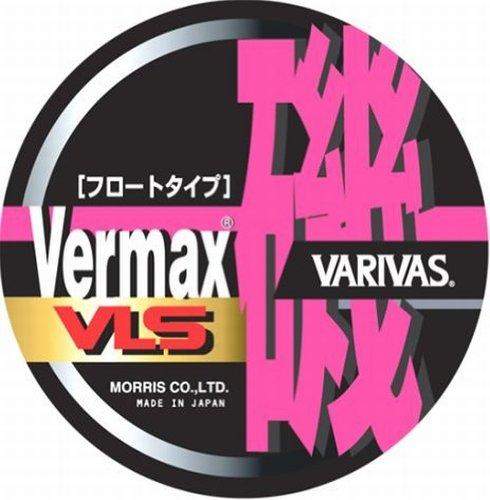 【27%OFF】VARIVAS(バリバス)ナイロンラインバーマックス磯VLSフロートタイプ150m8号18.0kgブリリアントピンク