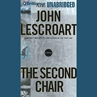 The Second Chair audiobook cover art
