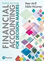 Financial Accounting for Decision Makers 9th edition with MyLab Accounting