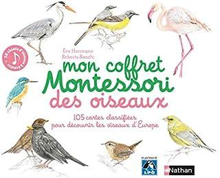 Mon Coffret Montessori des Oiseaux - Dès 3 ans