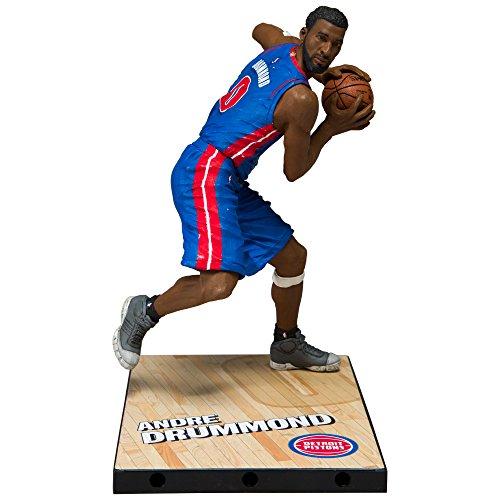 McFarlane NBA Series 31 ANDRE DRUMMOND #0 - Detroit Pistons Figur