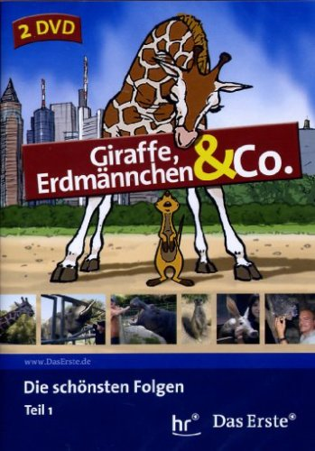 Giraffe, Erdmännchen & Co. - Teil 1 (2 DVDs)
