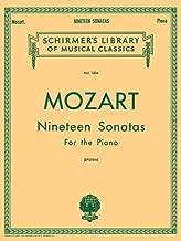 mozart sonata for