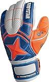 Derbystar Protect Basic Ar Advance, Color - weiß-Blau-Orange, tamaño 5