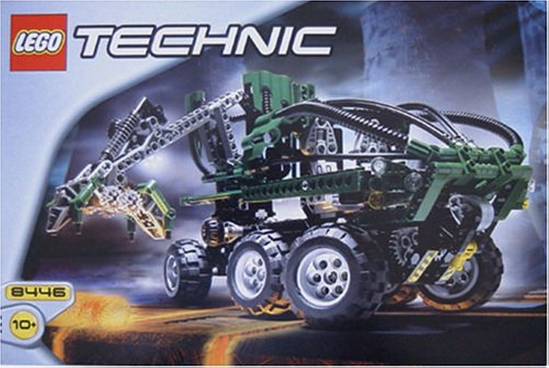 LEGO TECHNIC 8446 Monster Trucks B00004YTRR  Rabatt   | Verschiedene Arten und Stile