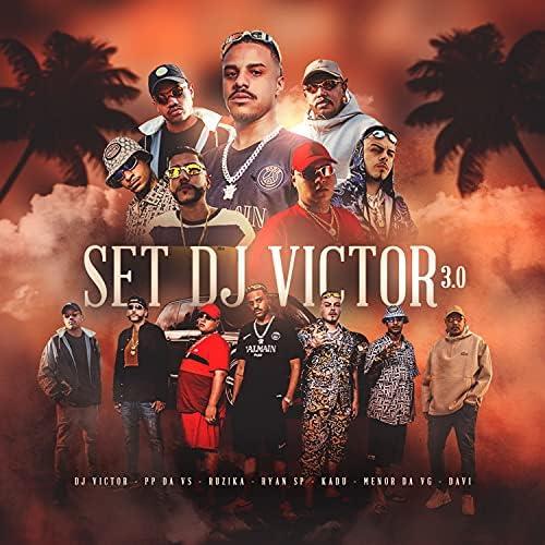 DJ Victor, Mc PP da VS & Mc Ruzika