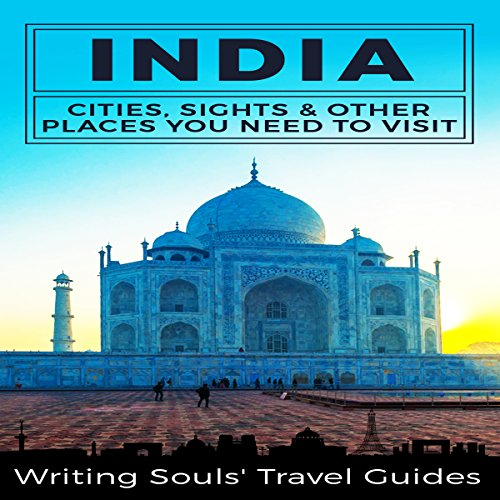 India audiobook cover art